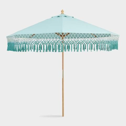 World Market Outdoor Living In 2019 Patio Umbrellas