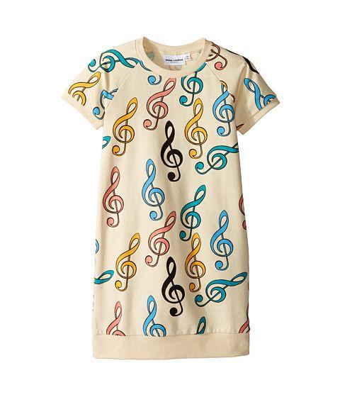 Mini rodini clef dress