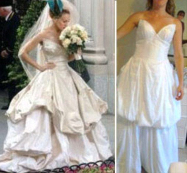 Fancy Angry brides share their bridal gown horror stories