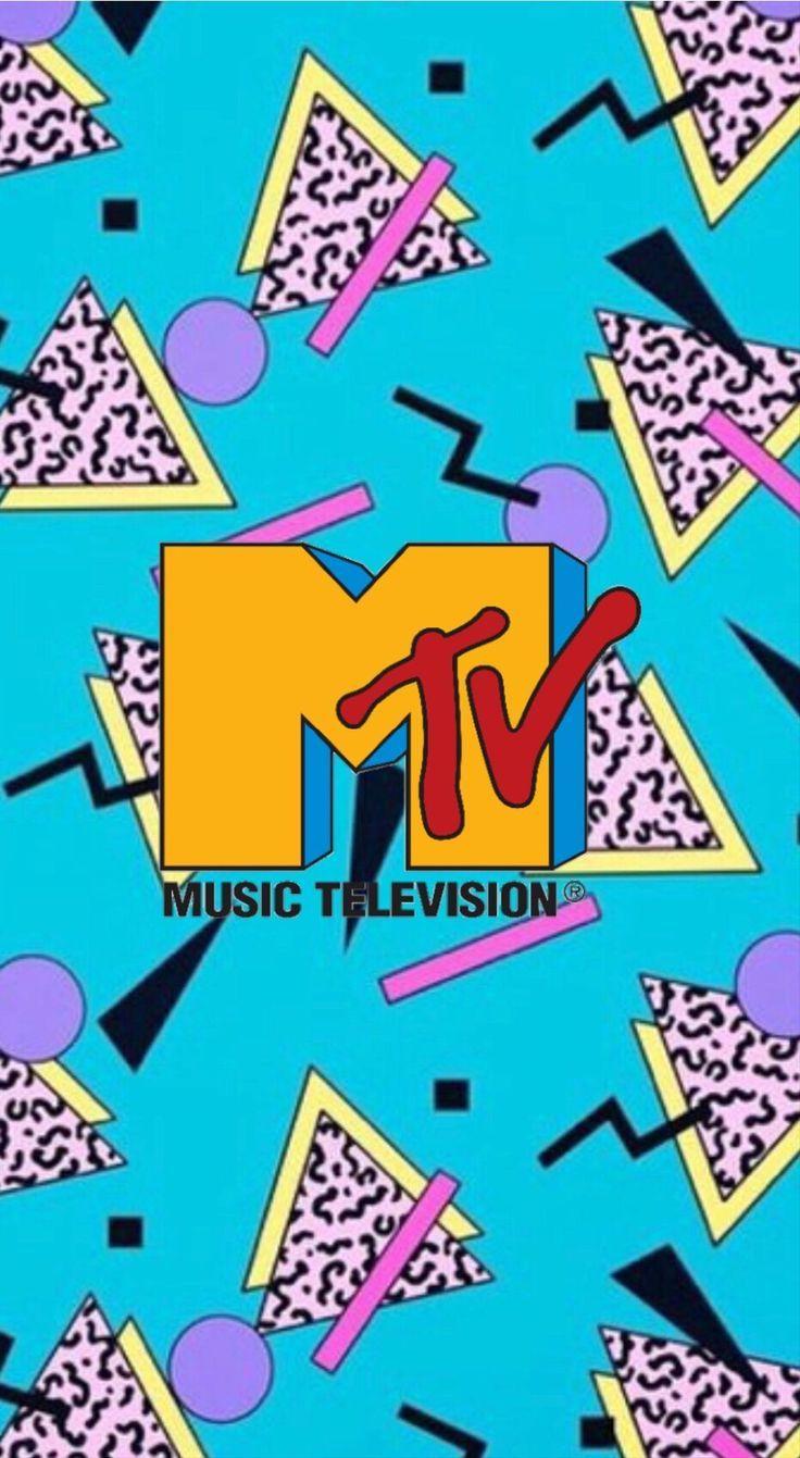 Mtv Musik Mtv 80er Jahre Asthetische Asthetik Tumblr Stic
