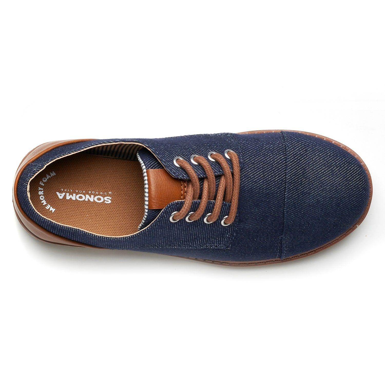 sonoma shoe size chart