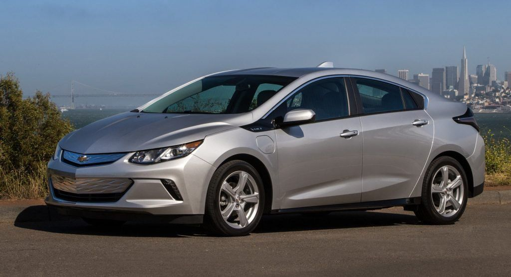 2019 Chevrolet Volt Offers Faster Charging And New Tech Features