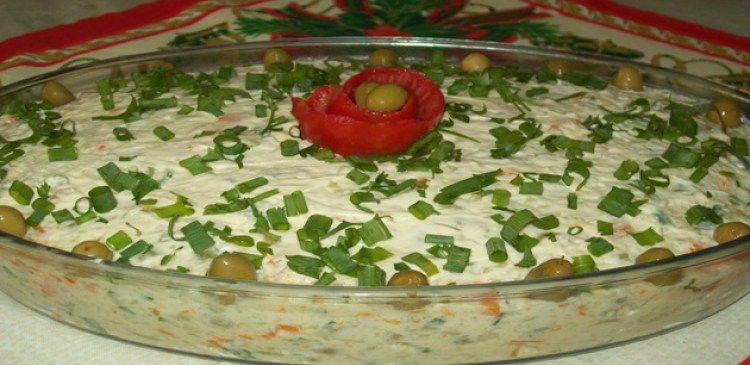 Dica para você: Salada de maionese. Compartilhe com amigos!