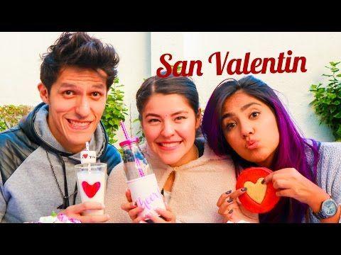DESAYUNO 14 DE FEBRERO CON FAMILIA AMIGOS O NOVIO/A | MUSAS LESSLIE LOS POLINESIOS - YouTube