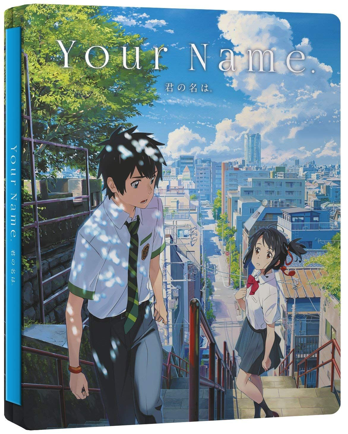 Your Name Collector's Edition Steelbook Dual Format