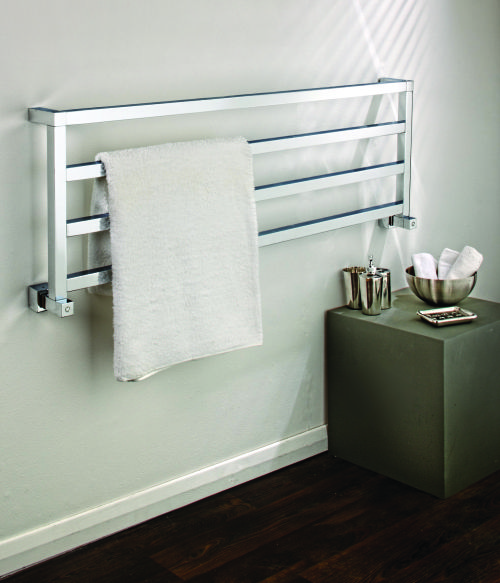 horizontal towel heater - below the wash hand basin | bathrooms ... - Chauffe Serviette Salle De Bain