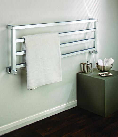 Horizontal Towel Heater  Below The Wash Hand Basin  Bathrooms