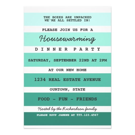 Teal paint sample housewarming party personalized invite teal paint sample housewarming party personalized invite stopboris Image collections
