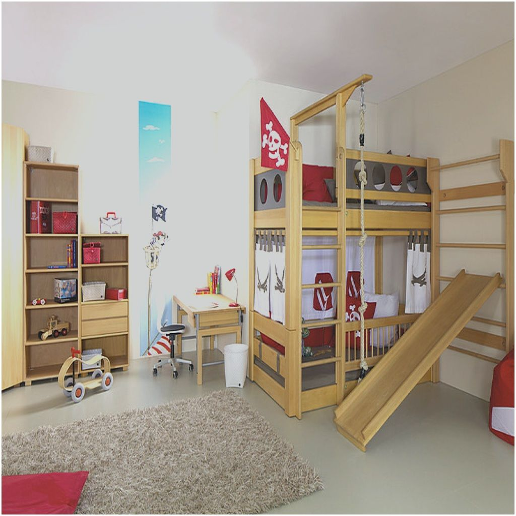 Fine Kinderzimmer Mit Rutsche Frisch Hochbett Mit Rutsche Ein