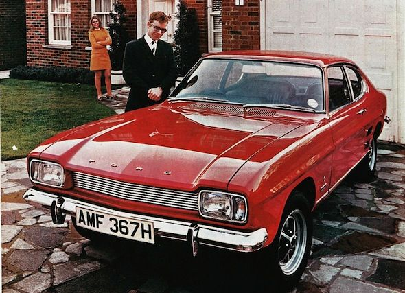1960s Ford Cars Google Search Ford Capri Car Ford Ford