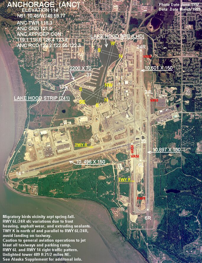 Ted Stevens Anchorage International Airport Wikipedia