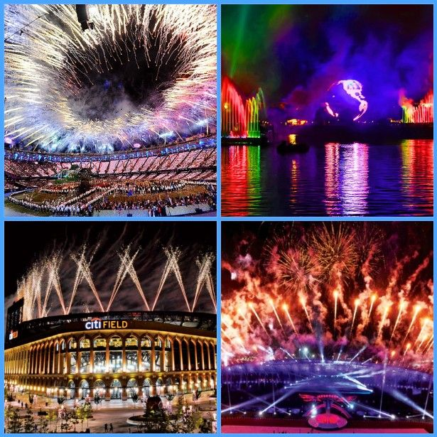 Check out these awesome pyrotechnic shows! Will you add some fire to your next event?