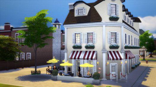 Véritable institution Parisienne depuis 1845 la Brasserie des Arts vient souffler comme un air de France à Willow Creek