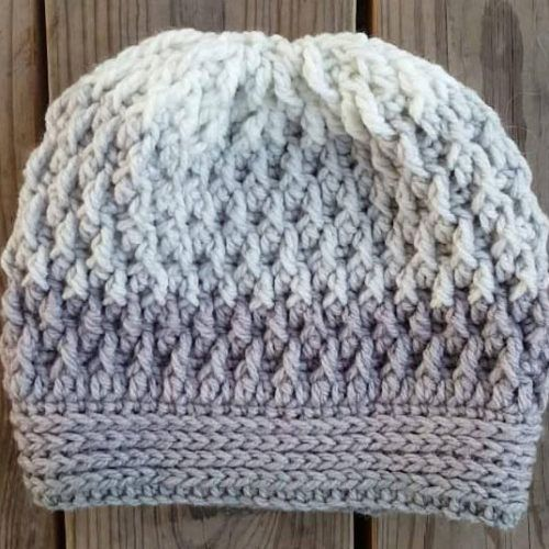 Crochet Easy Ripple Hat Crochet Me Pinterest Crochet Easy