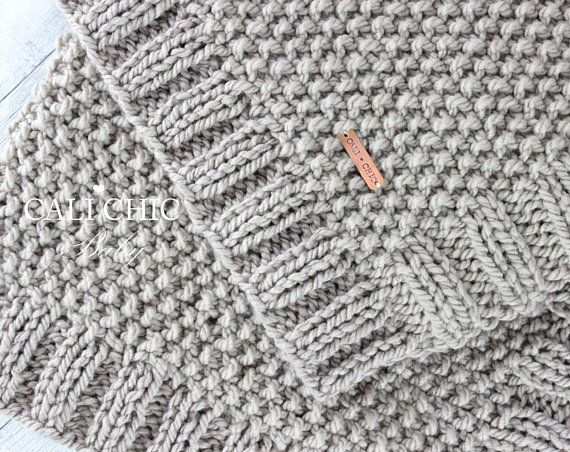 Pdf Pattern Of How To Make The Manchester Baby Blanket Not A