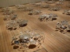 Cornelia Parker thirty pieces of silver