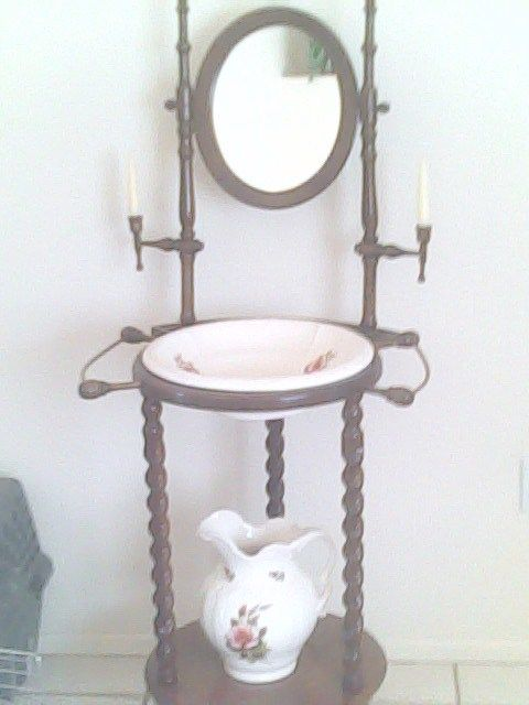 141 best Old Wash Stands images on Pinterest Antique wash stand 4