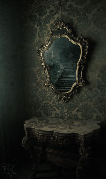 The belief that the soul projects out of the body and into mirrors in the form of reflection underlies perhaps the most widely known mirror superstition: that breaking a mirror brings seven years' bad luck. Many believed that breaking a mirror also broke the soul of the one who broke it. The soul, so angered at being hurt, exacted seven years of bad luck in payment for such carelessness.