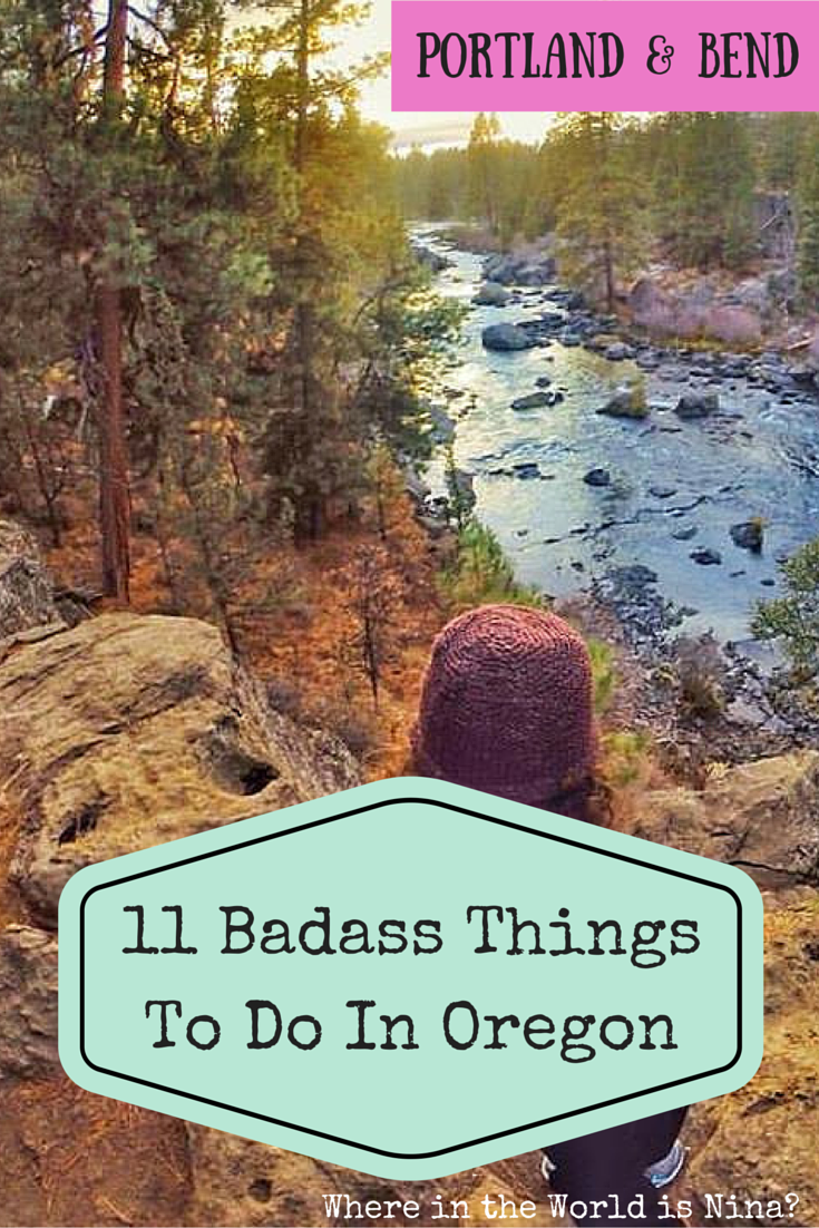 BASASS things to do in Oregon Portland