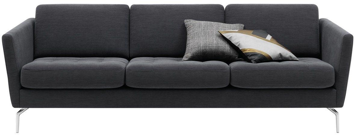 Modernit 3-istuttavat sohvat - Laatua ja tyyliä BoConceptilta