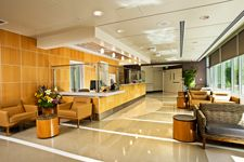 Sharp Hospital Critical Care Waiting Area | scenes | Pinterest