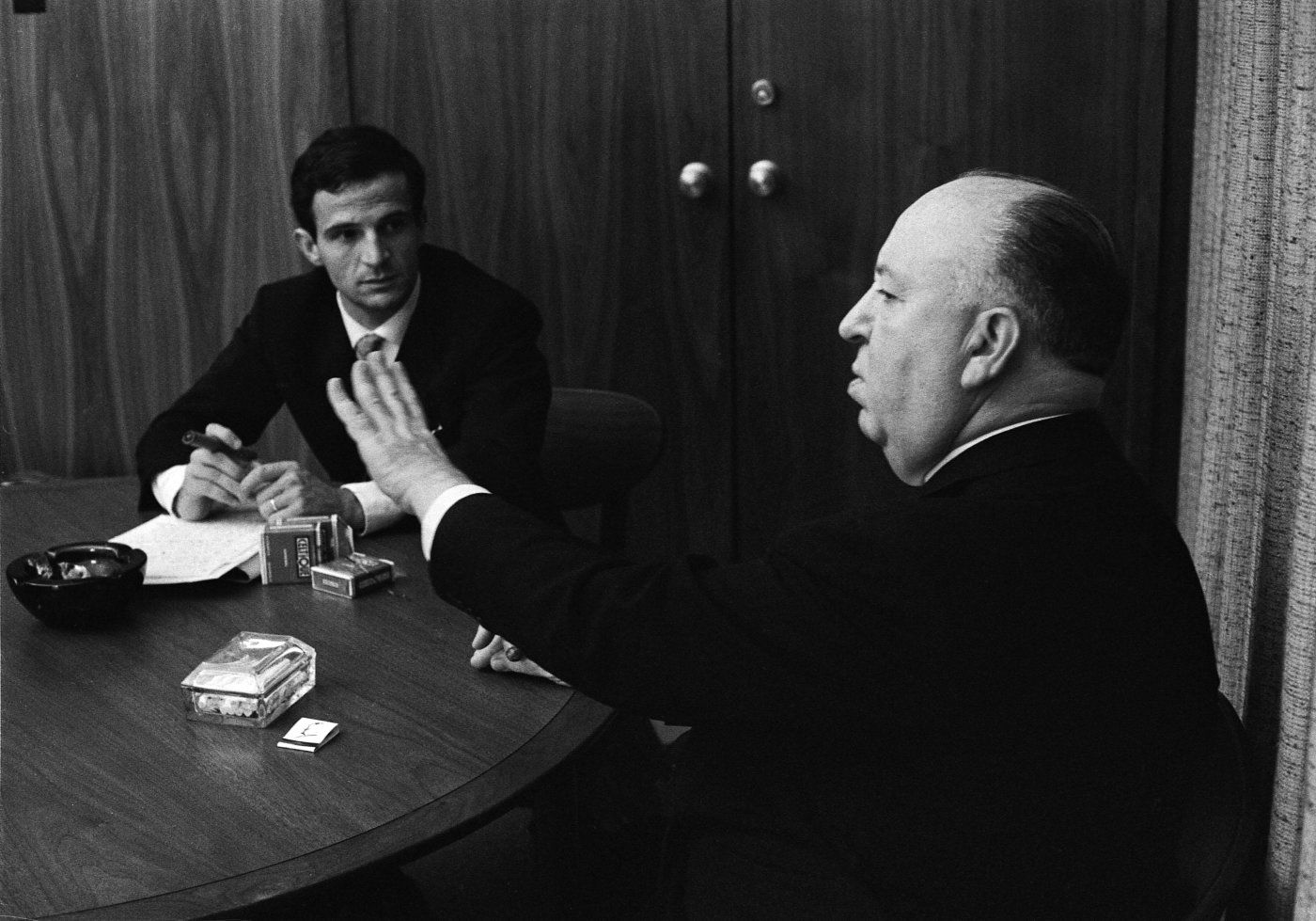 Hitchcock/Truffaut (2015) | Bilder