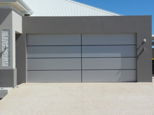 Picture Of Aluminum Garage Doors Advantages Of Aluminum Garage