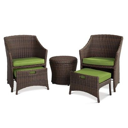 Nice Small Scale Wicker Patio Furniturepatio