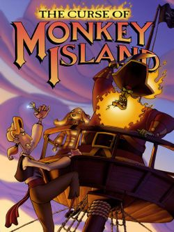I'm a complete geek. Love point-and-click adventure games. And i'm not ashamed!  Controversially love the third Monkey Island game more than all the rest.  Insult sword fighting, anyone?