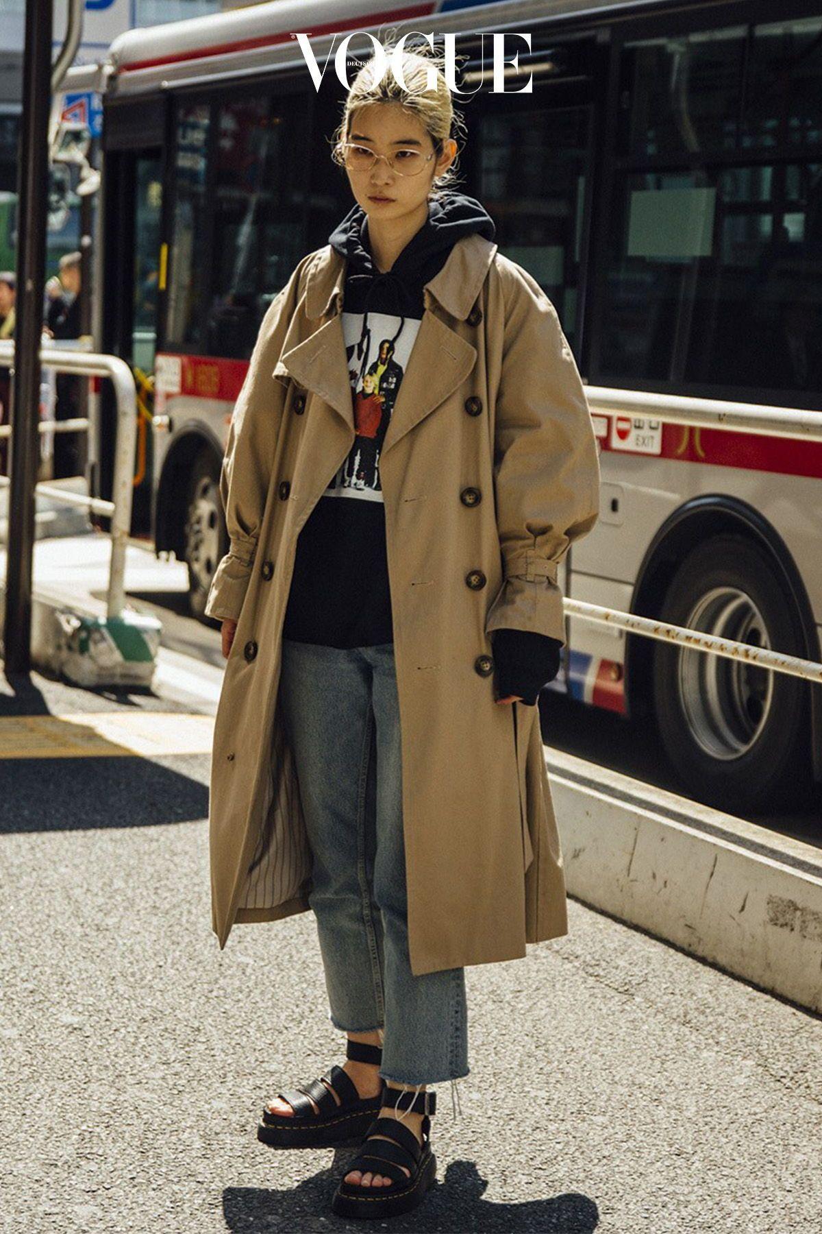 Konnichiwa! Die besten Street-Styles der Fashion Week in Tokio – Street Style