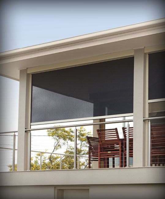 Ambient Blinds Outdoor Custom Made Stratco