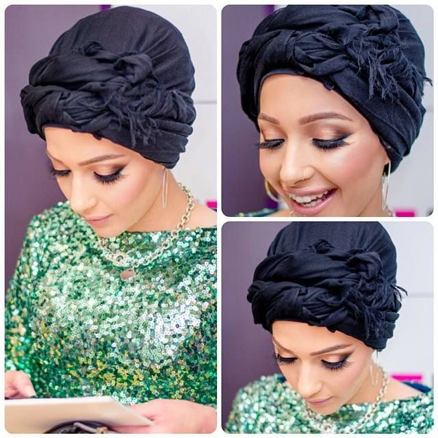 Super hijab tutorial no pins | Here's to the Hijabis! | Pinterest  VW71
