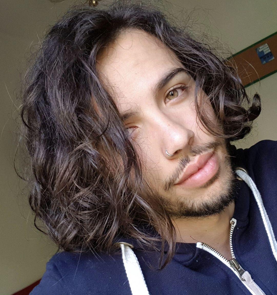 Men's Medium/Long Hairstyle Ideas   Long hair styles men ...