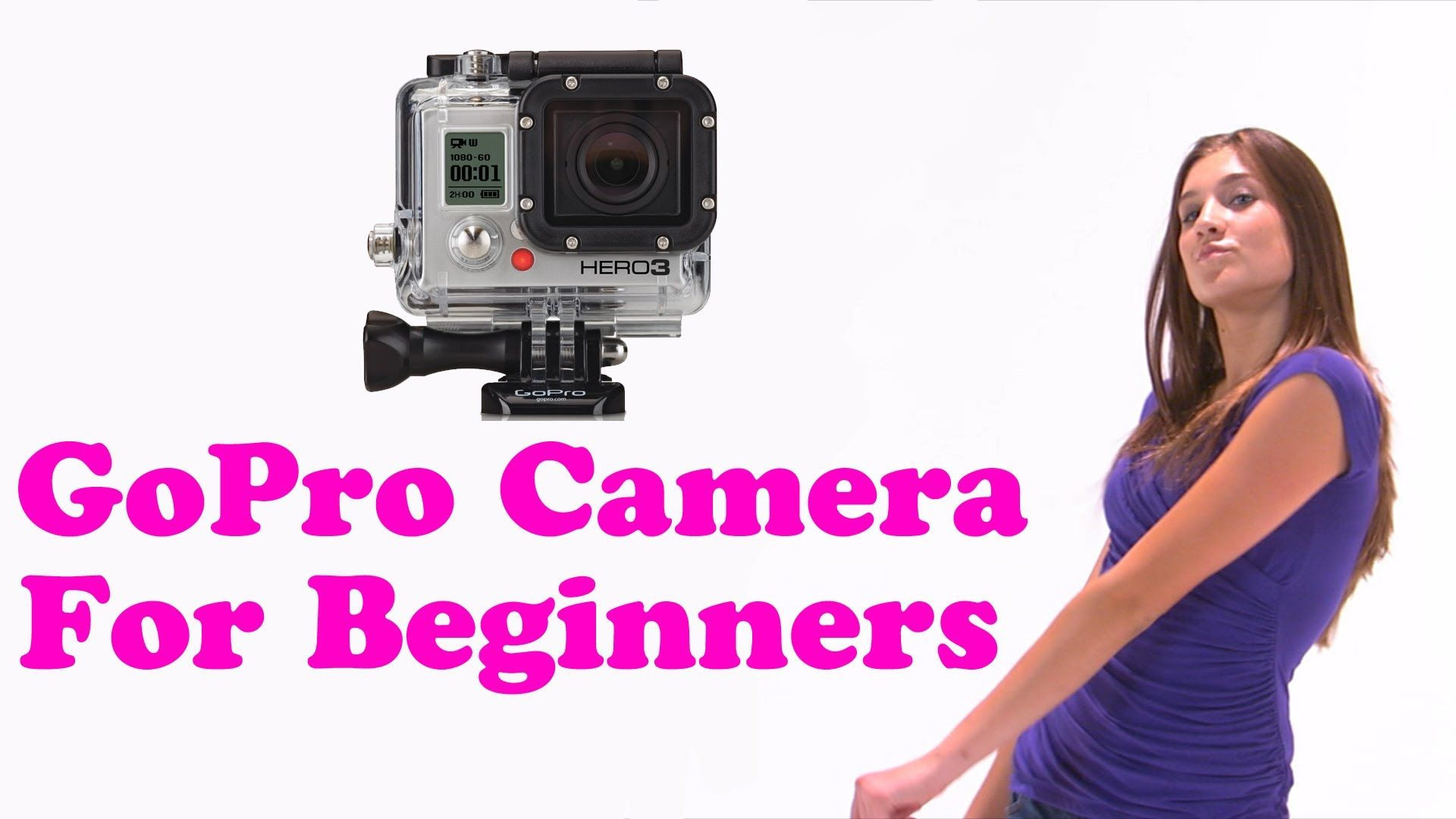 Gopro Camera How To Use For Beginners Gopro Camera Gopro Gopro Photography
