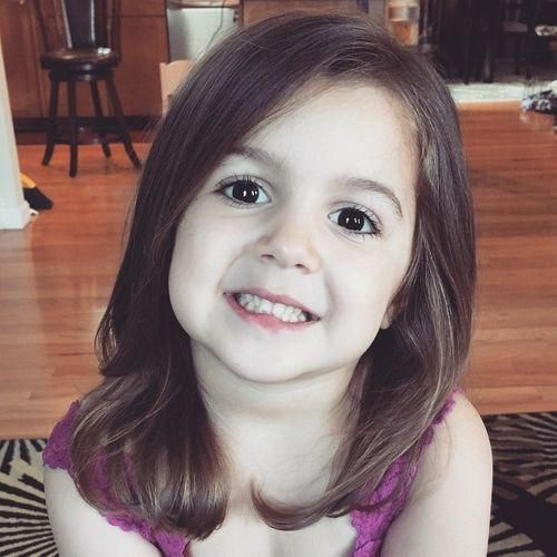 Ideas de corte de cabello para nias Si tu hija te demanda un