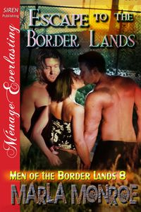 Book 8  When things get too dangerous where she lives, Rachael hitches her way to the Border Lands looking for a home. Jeremy and Micah find Rachael in a ditch, unconscious and wet.  Jeremy is ready and willing to give her a home forever, but will Micah get past the death of his wife and child to accept her in his heart?  http://bit.ly/1bKsxR5 Buy—Bookstrand http://bit.ly/1knGuJf Website http://bit.ly/1ezsABJ Blog http://on.fb.me/SfgCnG Facebook http://bit.ly/1d3DJZN Twitter