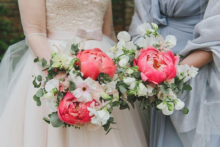 Untraditional & Pretty Travel Themed Barn Wedding | Sweet pea ...
