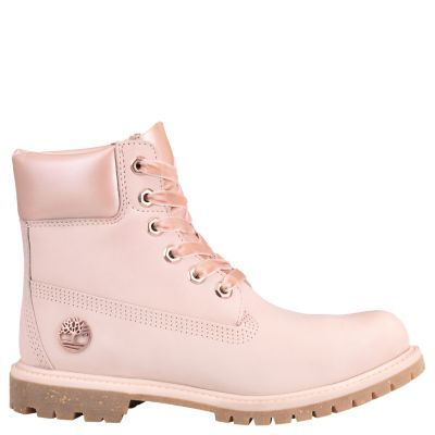 f5596279e91 Timberland Women s Special Release Midnight Countdown Waterproof Boots  Light Pink Nubuck