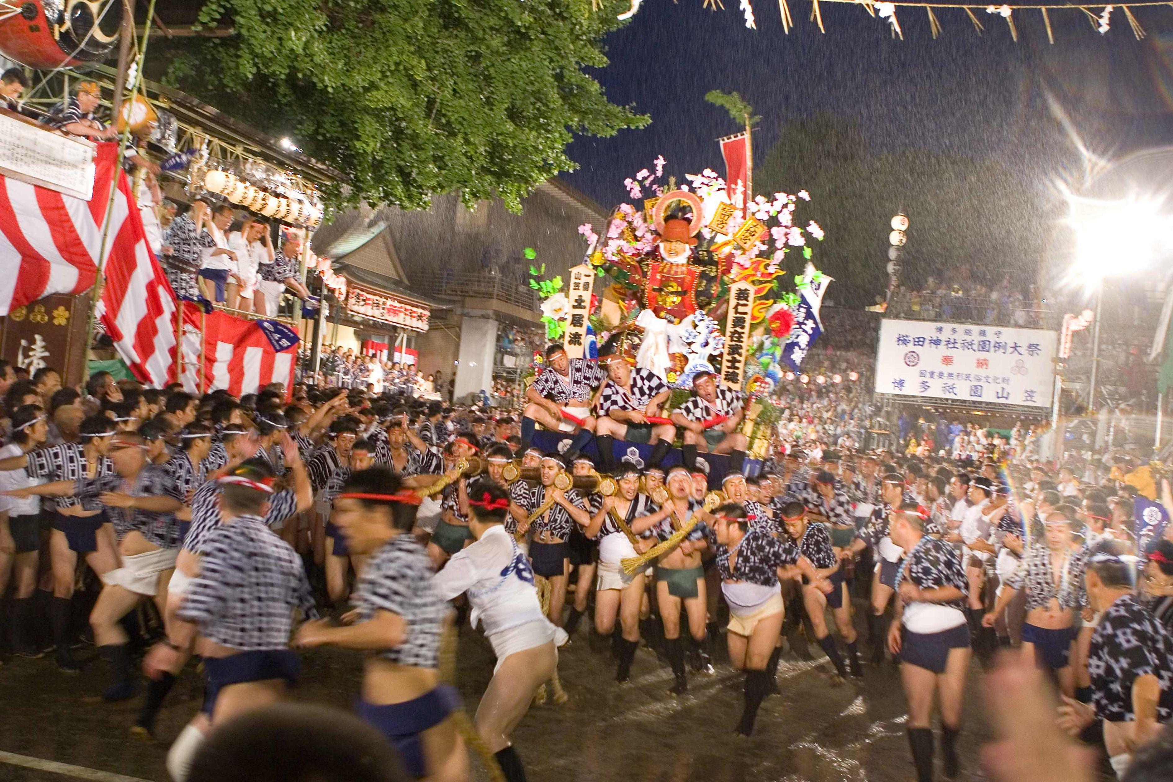 Download Photo - Hakata Gion Yamakasa - FUKUOKA SHOWCASE