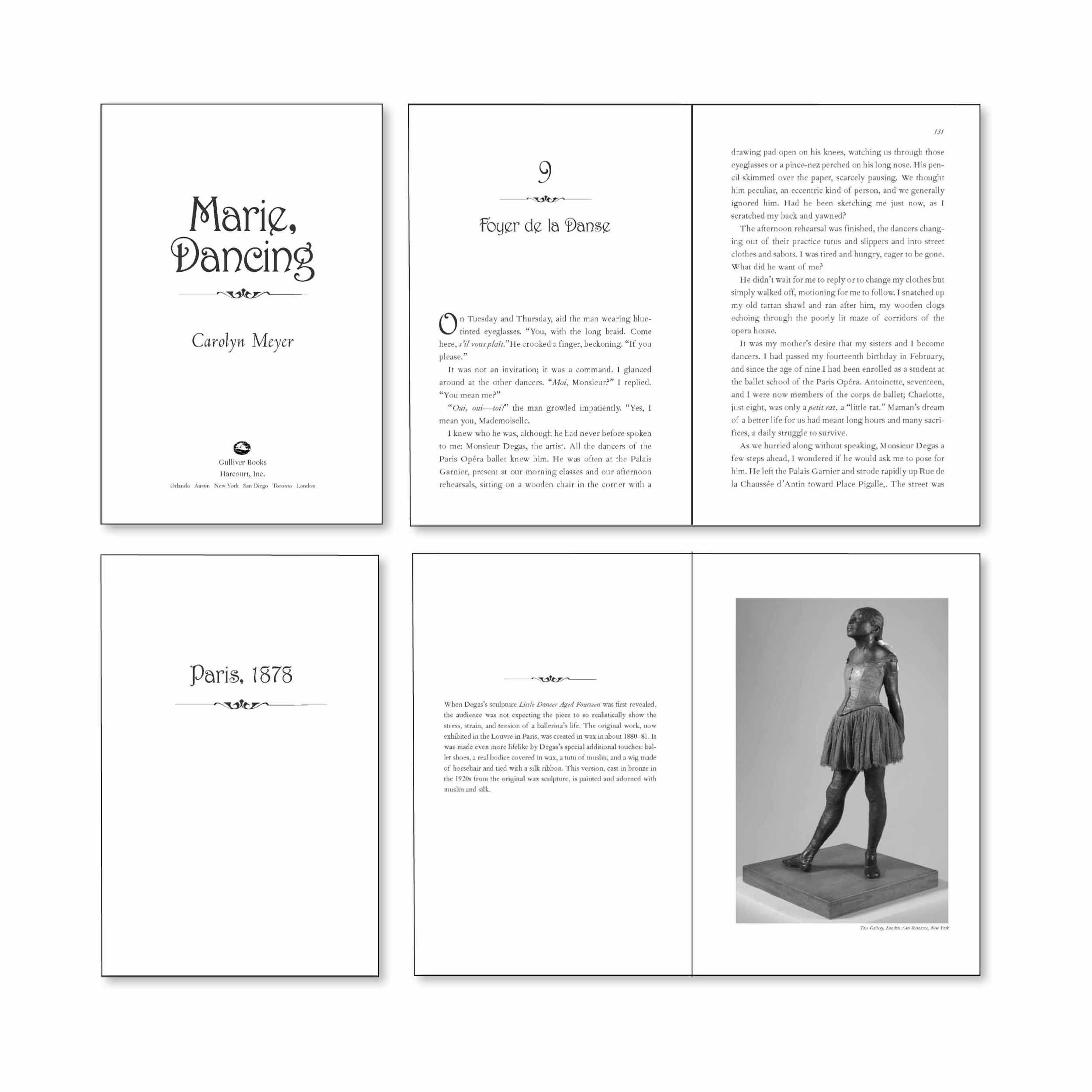 Text Design Novel Google Search Desain