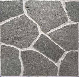 Liuskekivi, Kavalan harmaa 1-2 cm - Liimattavat - 1526 - 1