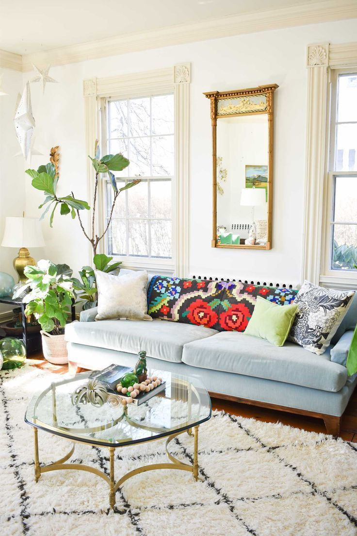 Living Room Update Ideas: Easy But Impactful Spring Decorating Updates
