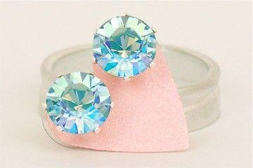 Glacier Blue Bling Earrings 30 00 Jojo Loves You