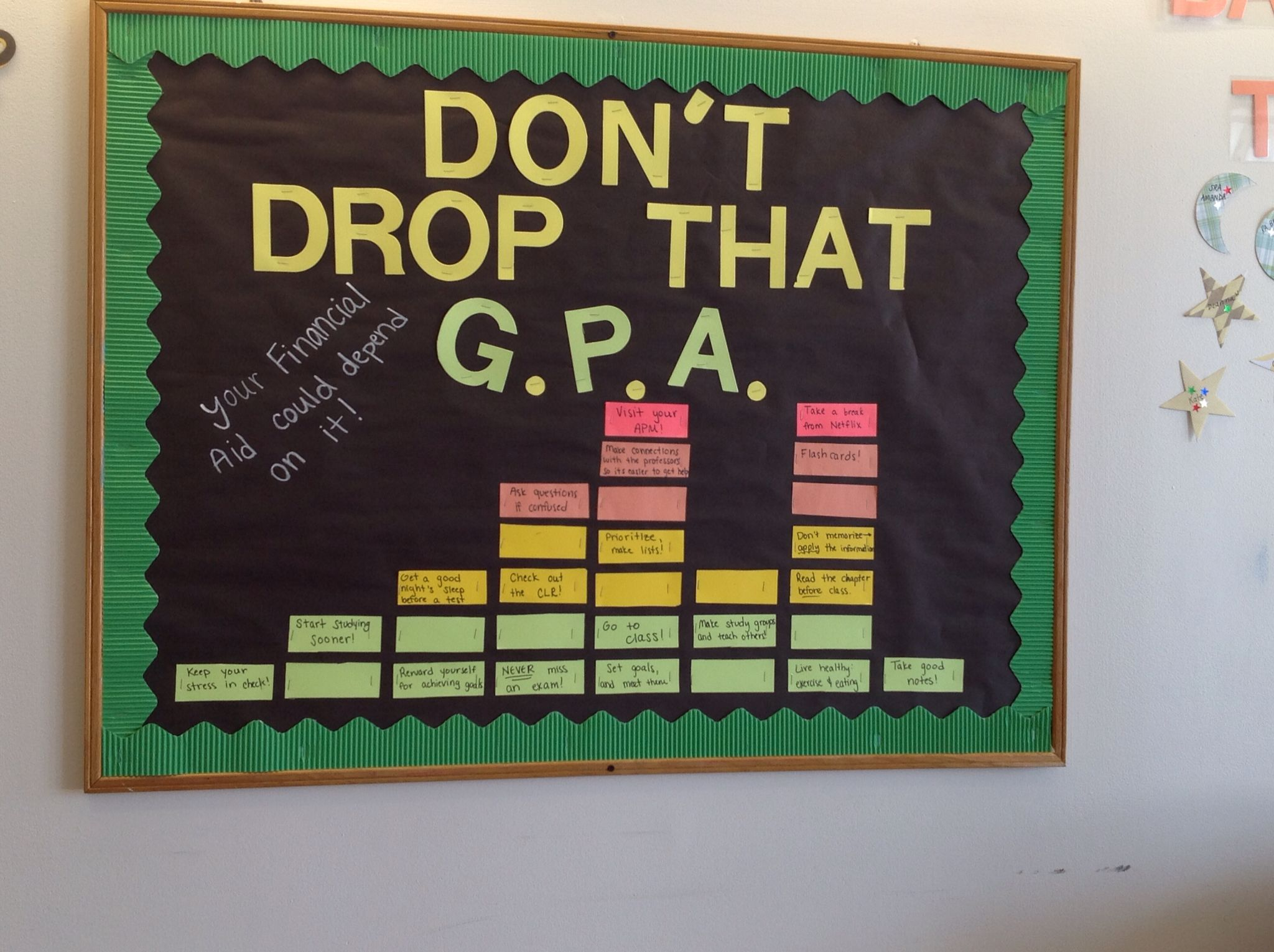 best images about bulletin boards jones my residents loved this one start of spring semester