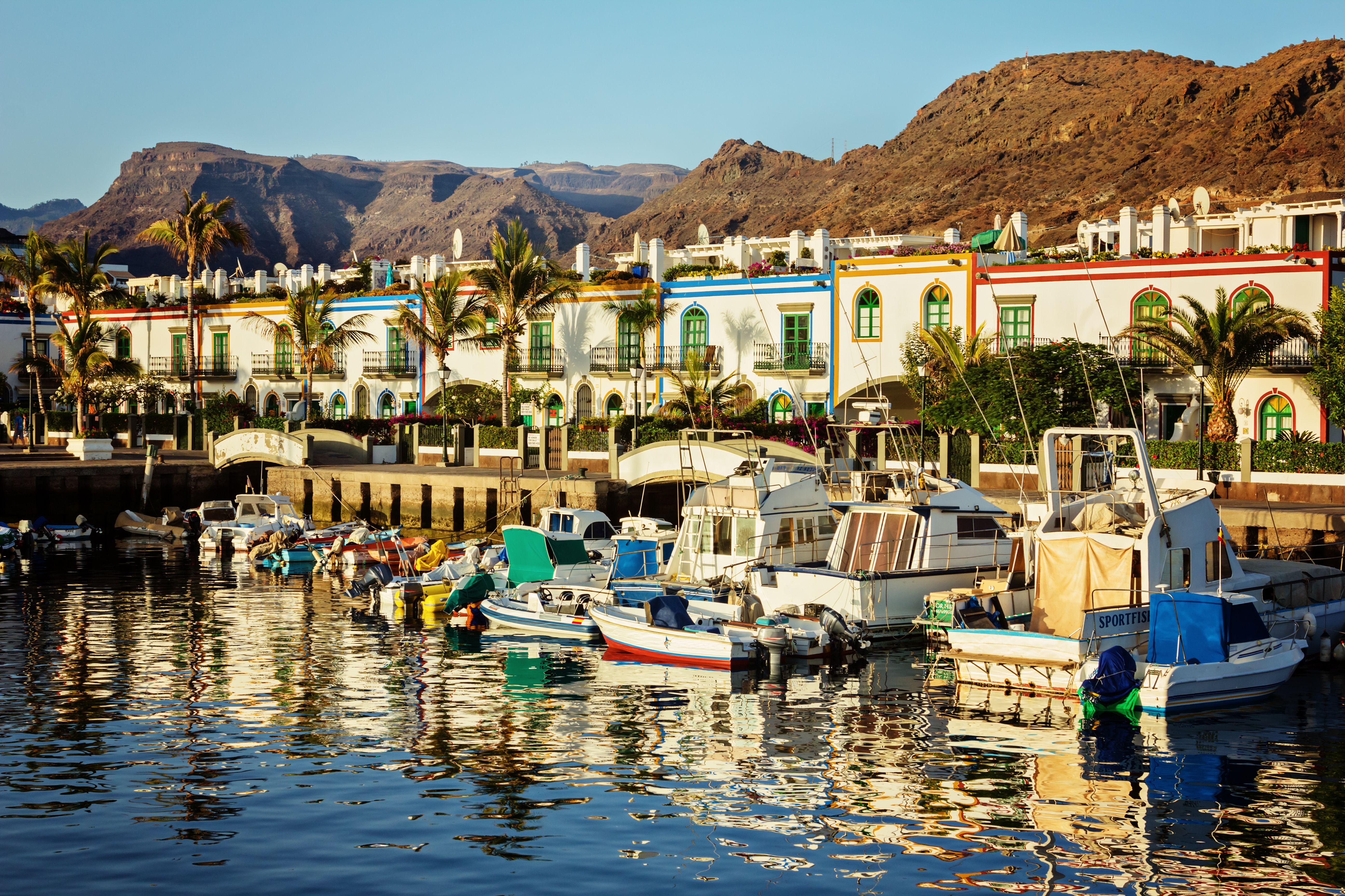 Puerto Mogan, Gran Canaria grancanaria canaryislands