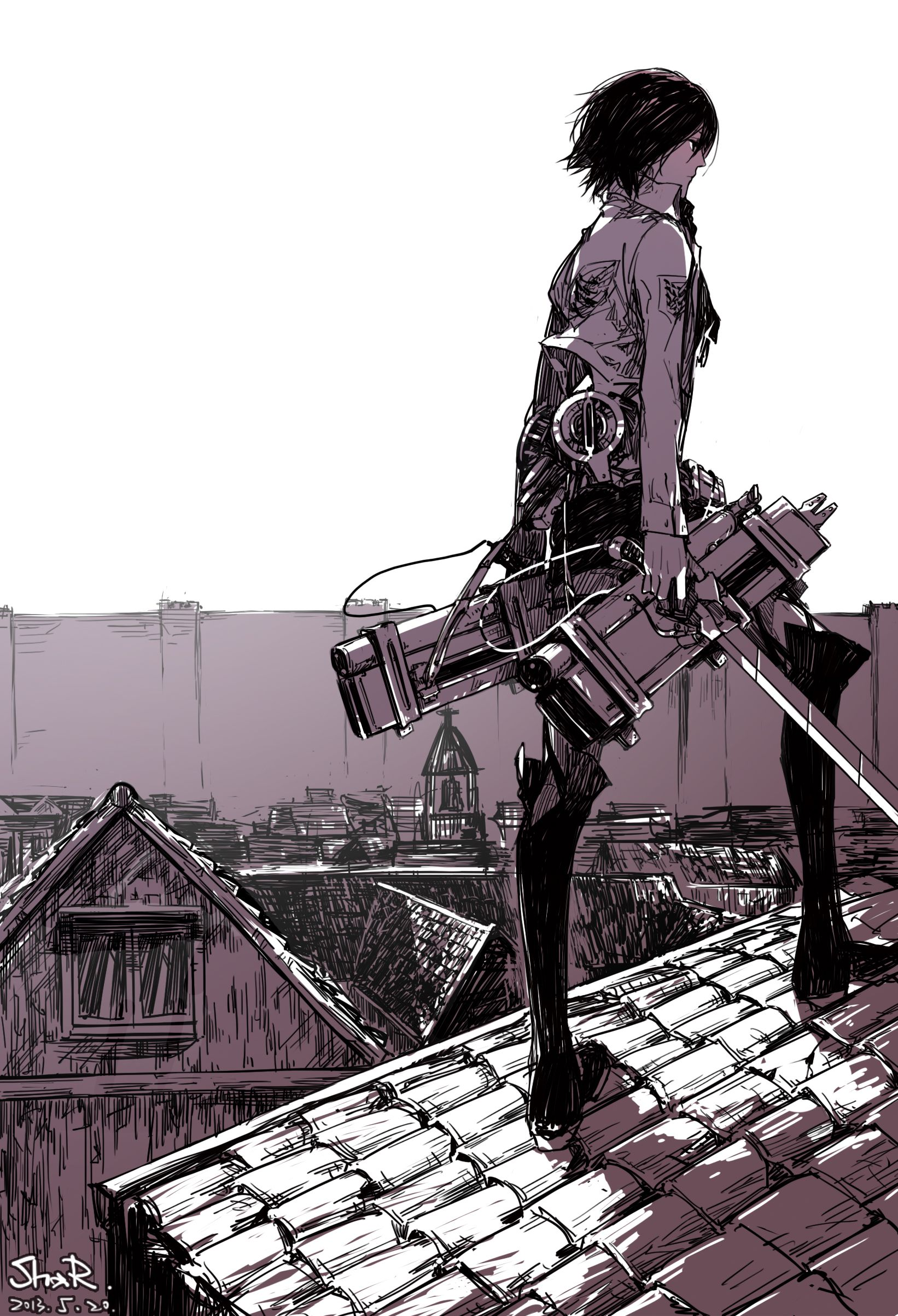 Pinterest Attack on titan anime, Attack on titan, Attack