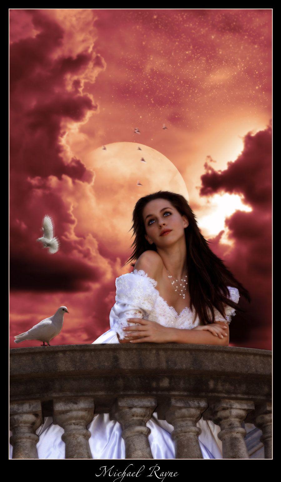 The princess of freedom by Michael-Rayne.deviantart.com on @deviantART