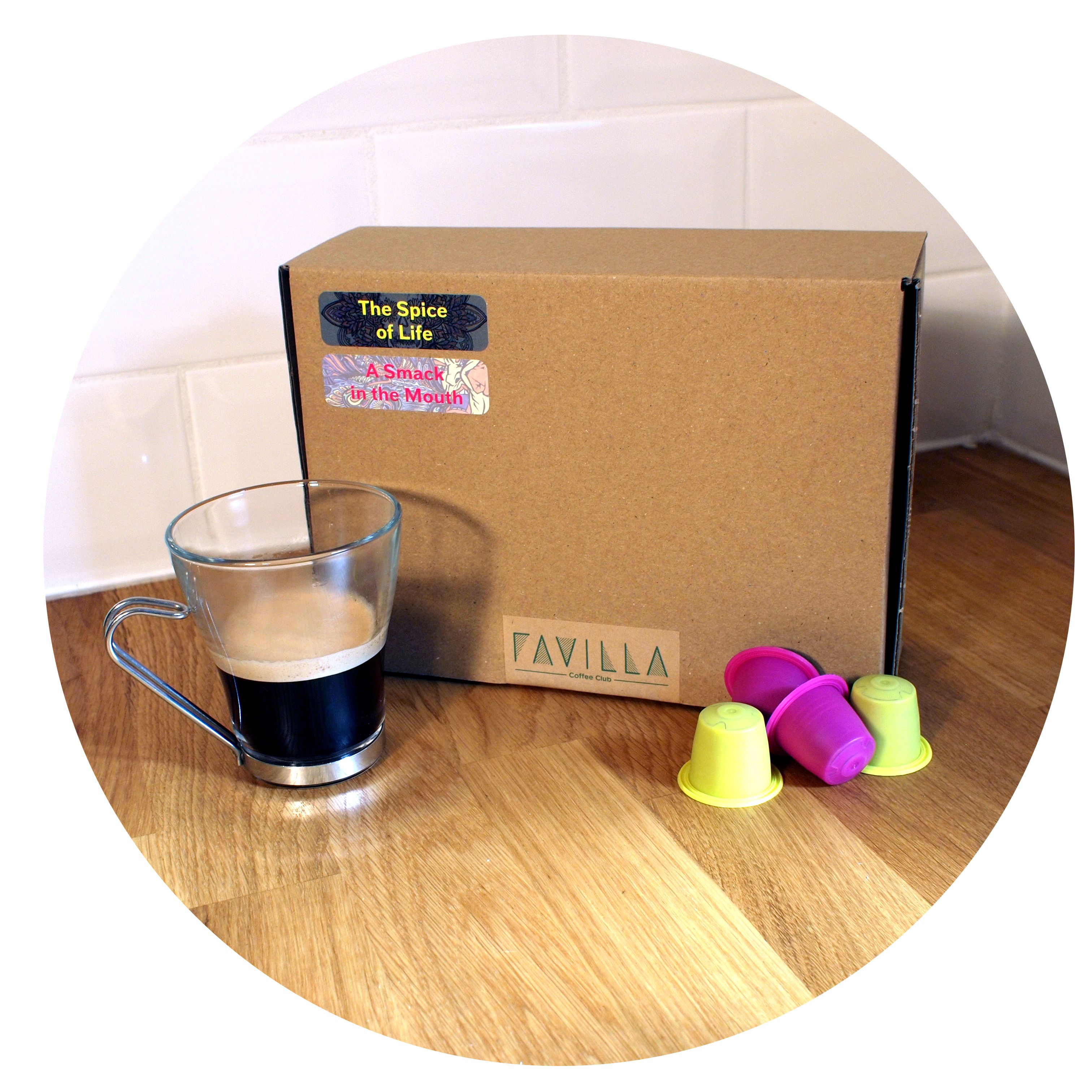 Tired of the same old coffee pods...try out subscription