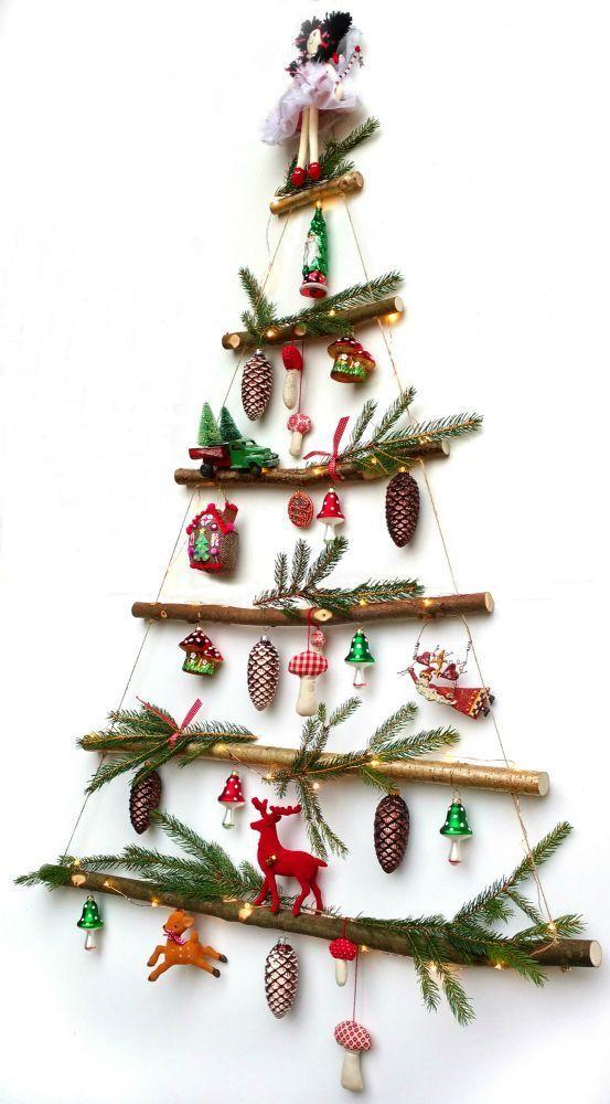 CHRISTMAS TREE - EVERLASTING LADDER-STYLE