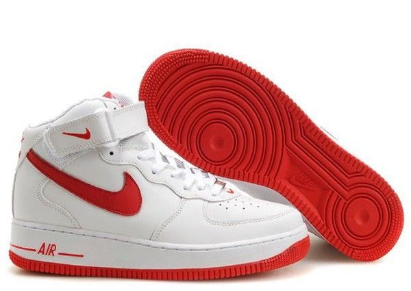 nike air force one rot